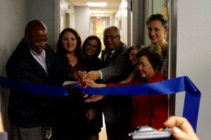 Ribbon Cutting, 10.28.15